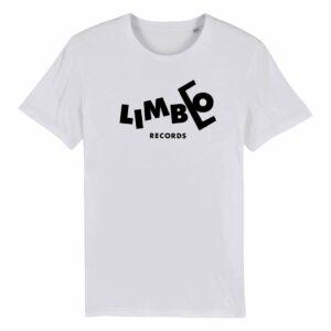Limbo Records Retro T-shirt White 6