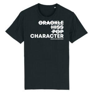 Black Slab Character T-Shirt