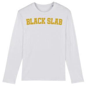 Black Slab Collage Long Sleeve T-Shirt