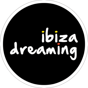 Ibiza Dreaming Slipmat Design 3 Black