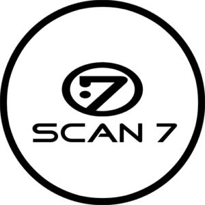 Scan 7 Original Logo Slipmat