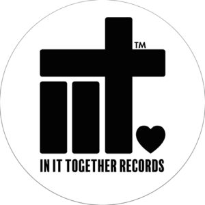 In It Together Slipmat White