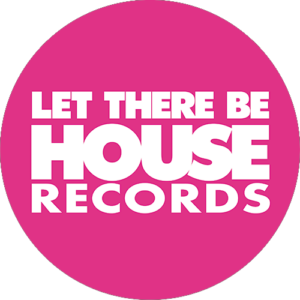 Let There Be House Records Slipmat Pink