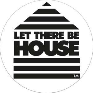 Let There Be House Slipmat White