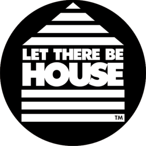 Let There Be House Slipmat Black