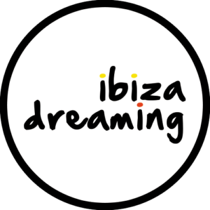 Ibiza Dreaming Slipmat Design 3 White
