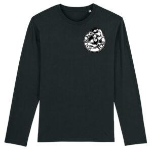 Black Slab SteelyDan Long Sleeve T-Shirt