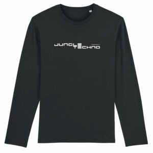 Sound Entity – Jungle Techno Long Sleeve T-Shirt
