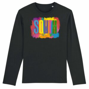 Noctu – South Long Sleeve T-shirt Version 2