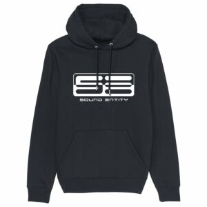 Sound Entity Original Logo – Black Hoodie