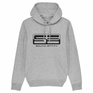 Sound Entity Original Logo – Grey Hoodie