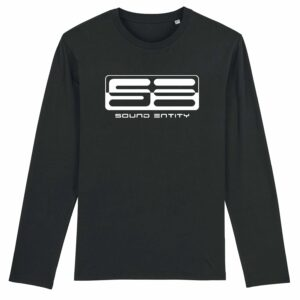 Sound Entity – Original Logo Long Sleeve T-Shirt