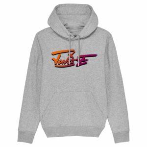 Juic-e Logo – Grey Hoodie