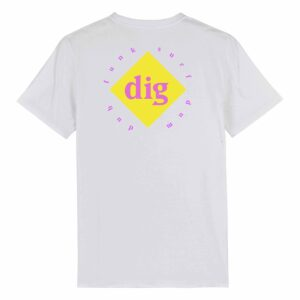 Dead Dead Good – Funk Surf Dum Dub Rig T-Shirt – Version 2