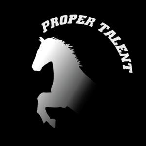 DJ Rap – Limited Edition Proper Talent Slipmat