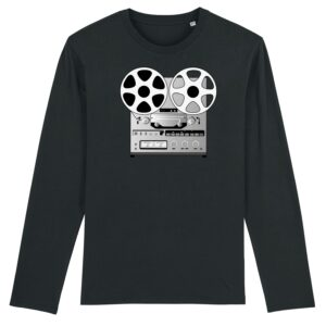 Noctū Reel to Reel – Long Sleeve T-shirt