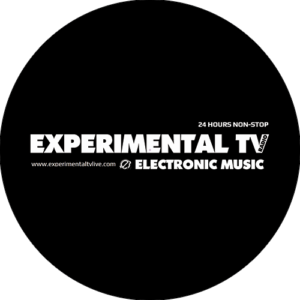 Experimental TV Radio – Slipmat Black
