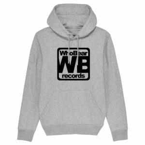 Who Bear Records – Grey Hoodie