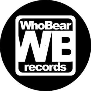 Who Bear Records – Slipmat Black