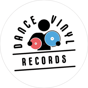 Dance Vinyl Records – Main Logo Slipmat