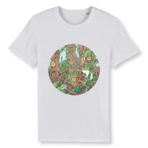 _Gasart_ Design 10 – White T-shirt
