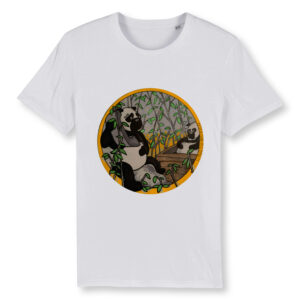 _Gasart_ Design 3 – White T-shirt
