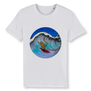 _Gasart_ Design 6 – White T-shirt