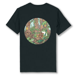 _Gasart_ – Big Back T-shirt – Design 10