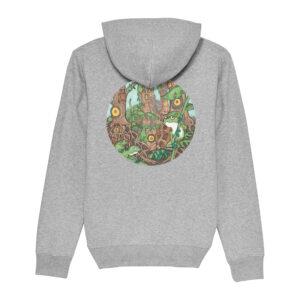 _Gasart_ – Grey Hoodie – Design 10
