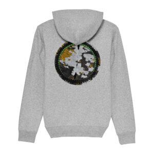 _Gasart_ – Grey Hoodie – Design 9