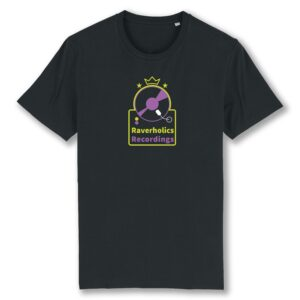 Raverholics Recordings T-shirt