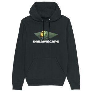 Official Dreamscape – Black Hoodie