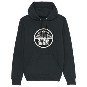 Criterion Records – Black Hoodie Design 1