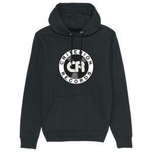Criterion Records – Black Hoodie Design 11