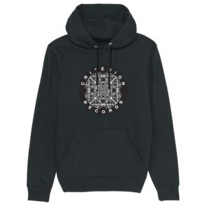 Criterion Records – Black Hoodie Design 12