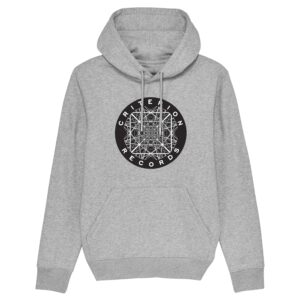 Criterion Records – Grey Hoodie Design 12