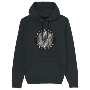 Criterion Records – Black Hoodie Design 2