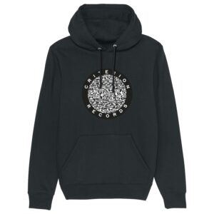 Criterion Records – Black Hoodie Design 3
