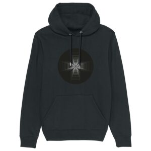 Criterion Records – Black Hoodie Design 5