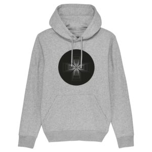 Criterion Records – Grey Hoodie Design 5