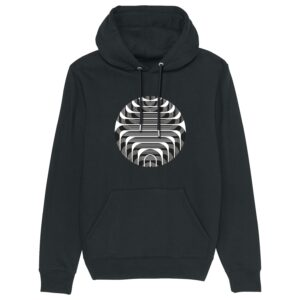 Criterion Records – Black Hoodie Design 6