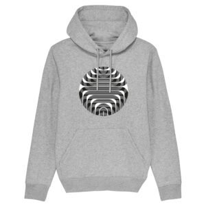 Criterion Records – Grey Hoodie Design 6