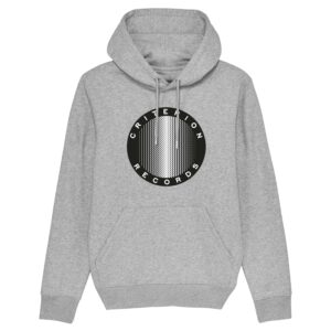 Criterion Records – Grey Hoodie Design 7