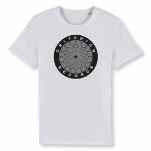 Criterion T-shirt – Design 8