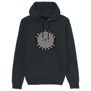 Criterion Records – Black Hoodie Design 8