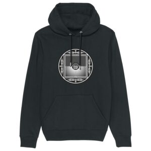Criterion Records – Black Hoodie Design 9