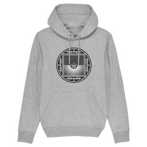 Criterion Records – Grey Hoodie Design 9