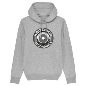 Criterion Records – Kriterion Grey Hoodie