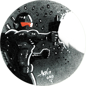 Alan Oldham – Trooper Slipmat