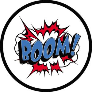Reggae Roast – Boom White Slipmat